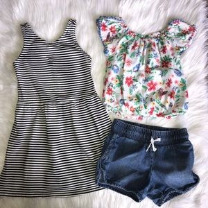 Toddler girl clothing bundle size 5t